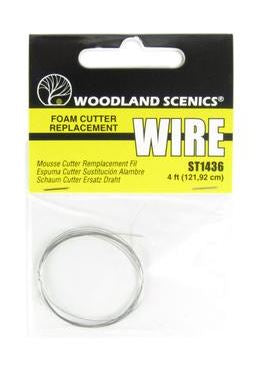 ST1436 - Woodland Scenics: HOT WIRE FOAM CUTTER REPLACEMENT WIRE