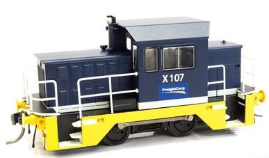 IDR Models: X107 RAIL TRACTOR - FREIGHTCORP ON SALE at $179.00 ea RRP $255.00 ea