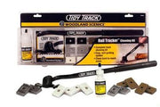 Woodland Scenics: TIDY TRACK RAIL TRACKER CLEANING KIT