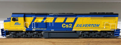 AUSPOWER C Class Locomotive Cs2 SILVERTON (cat No APLCAP010)
