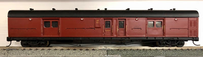 D523 2H: SILVERMAZ MODELS:  LHY 1617 (RTR) WITH KADEE COUPLER & METAL WHEELS