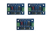 DCCconsepts DCD-abc.3 Pack of 3 ABC slow or stop modules