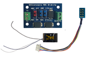 DCCconsepts DCD-ZN218.6A Zen Black Decoder Versatile with 8 & 21MTC connection ability 6 full power functions. INCLUDES 1 X ABC module