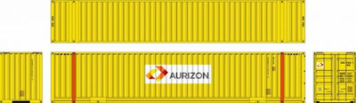 48D03 Southern Rail: 48ft SET OF 2 CONTAINERS - AURIZON  AUSTRALIAN DOMESTIC CONTAINERS.