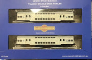 Casula Hobbies: NEW GREY RTR 1964 Sydney Electric Suburban Trailers LIMITED NUMBER AVAILABLE: