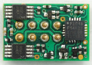TCS #1287 : DP2X-UK DECODER with 8-pin direct-plug in (see which way the pins run). non sound