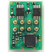 TCS #1028 : DP2X DECODER with 8-pin direct-plug in (see which way the pins run). non sound