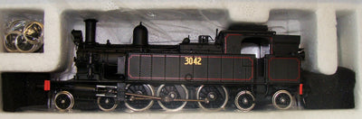 3085 - Austrains: NSWGR C30 Tank locomotive without headlight #3085: with solid steel bunker.-SPECIAL DISCOUNT $450 - R.R.P.$595