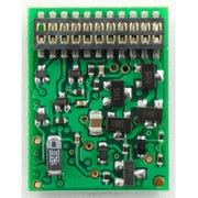 TCS #1344 : EU621X DECODER 21 PIN non sound