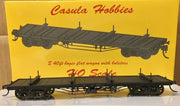 Casula Hobbies RTR: E2. E FLAT WAGONS NSWGR TWIN PACK : E 21024 & E 21075 Ready to Run Models