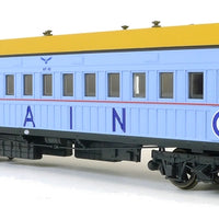 FO 029 AUSTRAINS NEO : End Platform Car - Set 25B -  WW11 RAAF Recruitment Train 3 cars (new Re-Run)