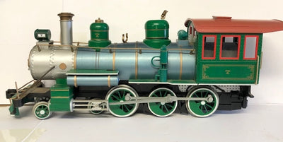 G Scale LOCOMOTIVE SELLING AS IS NOT TESTED R/C MODEL BACHMANN, #G8.