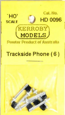 Kerroby Models - HD 0096 -  Trackside Phone (6)