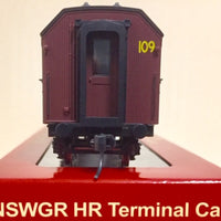 R Type : HR TERMINAL PASSENGER CAR from the R Type Sets, Casula Hobbies RTR*