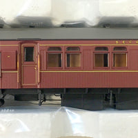 HR - RRP $150 save $15: HR TERMINAL 2nd CLASS CAR INDIAN RED FROM THE R Type Sets Casula Hobbies: RTR** UN-NUMBERED