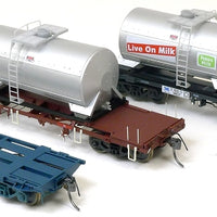 ICX 030 NQHX SDS Models: NSWGR: Pacific National Wagon Triple Pack without containers Pack E.