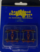 ASSOCIATED DISTRIBUTORS - XSC-2 BOGIE  (ADB-1)