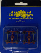 ASSOCIATED DISTRIBUTORS - BAR FRAME BOGIE (ADB-5)