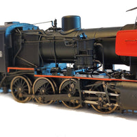 J CLASS 556 Oil, footplate edge black : J556, Ixion Model Railways - Victorian Railways 2-8-0 Oil tender versions.