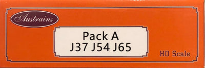 J Pack A: V.R. J Cement Hopper: 3 PACK SET Jacketts RRP $165 Now $99.00: Austrains: