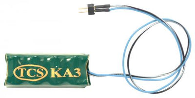 TCS #2001 KA3 Keep Alive® With 2-Pin Quick Connector Harness for power.