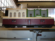 Casula Hobbies: LHY 1619 Indian Red/ Silver Roof NSWGR BRAKE VAN
