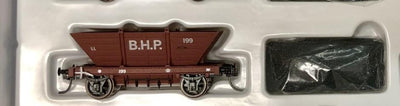 LL199 B.H.P. Private Owner COAL HOPPER 4 Wheel Single hopper, SOUTHERN RAIL MODELS HO.