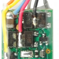 "TCS #1386 : M1P-3.5"" HARNESS DECODER with 8 pin plug, non sound."