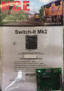 NCE; Switch-It Mk2 for stall motor machines only. 5240154