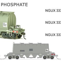 SDS Models: NGUX: Super Phosphate