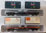 SDS Models: NSWGR: ICX 003 NSPF ORANGE / RG W/ EXPLOSIVES CONTAINERS Twin Pack B,