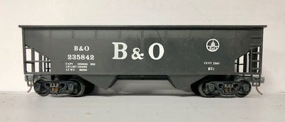 O SCALE ATLAS USA CATTLE FREIGHT WAGON #O-114 SECOND HAND MODEL.
