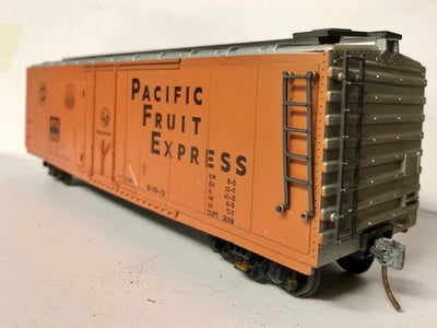 O SCALE ATLAS USA CATTLE FREIGHT WAGON #O-113 SECOND HAND MODEL.