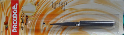 Proedge - #53370 - 4 3/4'' Self Closing Tweezers