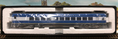 PC-522A WCR 255 ACZ POWERLINE WEST COAST RAILWAYS 2nd CLASS COACH ($165.00 Discounted $155.00