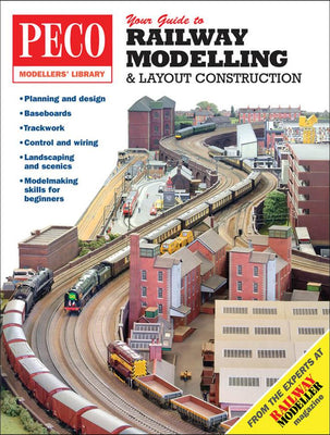 Peco  Your Guide to Railway Modelling & Layout Construction