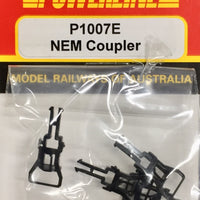 P1007E POWERLINE Parts NEM COUPLERS (4)