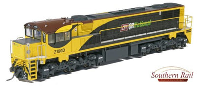 QR 2190D HO 16.5 mm Q21/03 2170 CLASS – QRN EAFLE LIVERY MAXI SFT 2005 to 2018 With ESU DCC & SOUND.