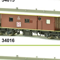 RRP $125 Save $26!!! : JHG SDS Models: Guards Van: JHG Red R: Pack 34016