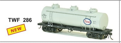 TWF 286 SDS Models: Vic Railways: 10000 Gallon Rail Tank Car: Single Pack: ESSO TWF 286  RRP $69.00