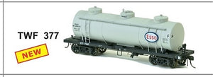 TWF 377 SDS Models: Vic Railways: 10000 Gallon Rail Tank Car: Single Pack: ESSO TWF 377