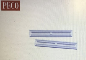 Peco : SL- 11 HO CODE 100 INSULATED RAIL JOINERS