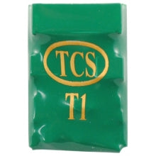 "TCS #1111 : T1P-UK DECODER included ~3.5"" (~75mm) long harness which is terminated with a 8-Pin plug rotated 90 degrees from the standard orientation. non sound"