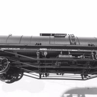 Casula Hobbies RTR:  WT BOGIE WATER GIN TANK L58 on Flat E Wagon: NOW AVAILABLE