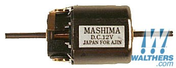 A-Line HO: #40323 Mashima Motor w/1.5mm Shaft -- 12 mm x 20 mm (with exchange rate plus freight RRP is 81.95) discount price is $58.95