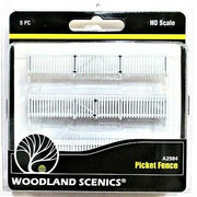 A2984 Woodland Scenics - Picket Fence HO Scale