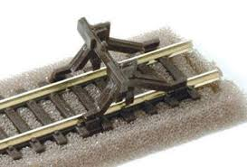 Peco N: SL-340: N Gauge: Buffers Stop Rail Type Accessories
