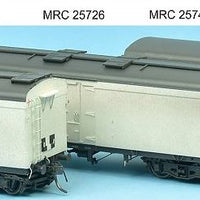 RRP $198 Save $60: SDS Models: NSWGR: MRC Ice Chilled Wagon: Pack E: Wheathered White