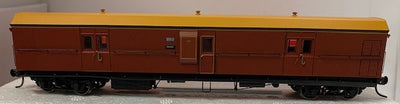 EHO Casula Hobbies - EHO BRAKE VAN CODED EHO TUSCAN NSWR