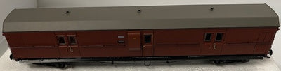 EHO Casula Hobbies - EHO BRAKE VAN CODED EHO NSWR INDIAN RED